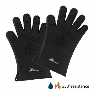 Silicone BBQ Grill Gloves